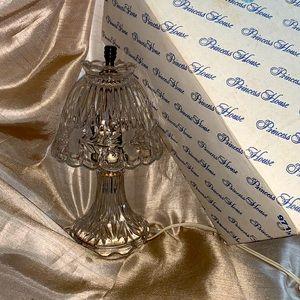 Princess house romance lamp 971